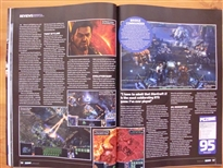 PC Zone Issue 225 StarCraft II Review Page 2