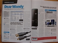 PC Zone Issue 225 Tech Letters Page