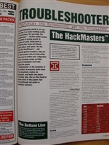 PC Zone Issue 1 Cheat Page 1