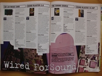 PC Zone Issue 1 Sound Card Round Up Page 1