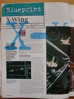 PC Zone Issue 1 X-Wing Preview Page 1