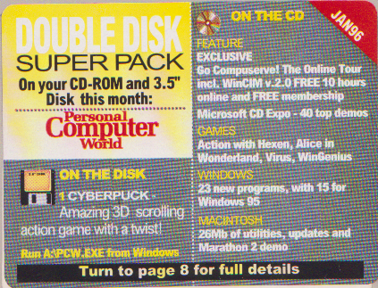 PCW_January1996_Disk1_label